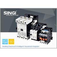 Quality DC / AC Magnetic Contactor , 9A - 115A 3P 4P Electrical Magnetic Contactor for sale