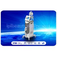 China Cryolipolysis fat freeze treatment fat reducing machine with Cold Laser Cavitation on sale