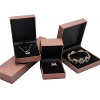 Buy Custom Made Fashion Empty Cardboard Jewelry Boxes Earring Display Box For Ladies at wholesale prices