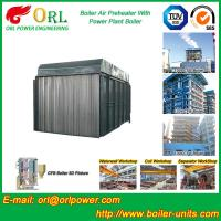Quality Gas Air Preheater CFB Boiler APH In Power Plant Heat Preservation for sale