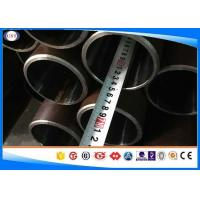 Quality Cusomized seamless cold drawn steel tube with black annealed out surface 27SiMn for sale
