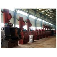 Quality Automatic Abrator Tumble Belt Type Shot Blasting Machine Contaminant Removal for sale