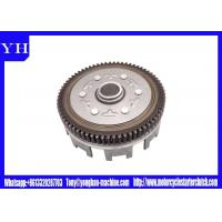 Buy cheap CD110 DY100 Friction Disc Clutch / Clutch Pressure Plate For Honda from wholesalers