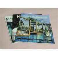 Quality A4 Custom Magazine Printing And Binding for sale
