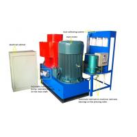 Quality Ring Die Wood Pellet Mill Automatic Lubrication Dust Collecting System 55KW for sale