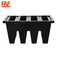 Quality Activated Carbon Granule V Bank Compact Air Filter for sale