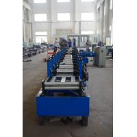 China Channel Shape Purlin Roll Forming Machine 2018 new type corrugated roofing sheet machine on sale