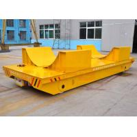 Quality Box girder structure casting wheel rail transporters with V-frame for sale