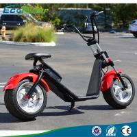 Quality OEM 18'' 60v Disc Brake 2 Wheel Electric Scooter With Turning Lights for sale