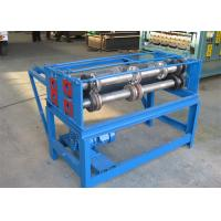 Buy cheap High Efficient Roll Forming Production Line 380V Sheet Metal Cutting Machine from wholesalers