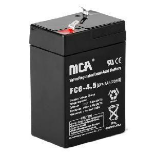 Quality Sealed Lead Acid Battery -6V4.5AH for sale
