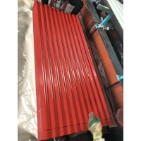 China Prime RAL Color 600mm Prepainted Galvanized Steel Coil on sale