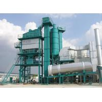 Quality Stationary Asphalt Mixing Plant 45 Seconds Mixing Cycle Batch Type With Schneider Electric Parts for sale