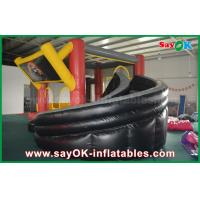 Quality 4 X 6m or Customized Size Inflatable Bouncy Jumping Toy Castle  Water Slide for Kids for sale