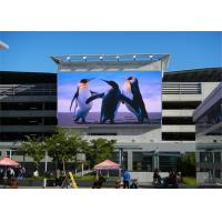 Buy DIP Full Color LED Display Screen for Commercial Advertising / Vedio / Picture at wholesale prices