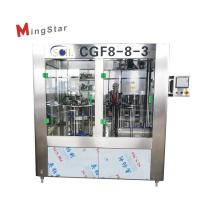 Quality 500Ml Pet Plastic Bottle Filler Machine High Performance Turnkey Project for sale