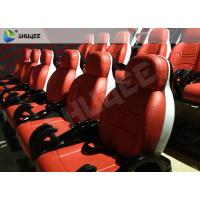 Quality Burning Blood Exciting Motion Mobile 5D Cinema With Luxurious Armrest Seats Two Years Warranty for sale