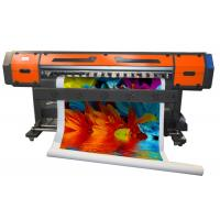 Quality Large Format Eco Solvent Printer , Maintop Flex Banner Printing Machine for sale