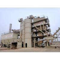Quality 270tph Drying Capacity Asphalt Drum Mix Plant With Italia Burner Two Step Duct Collecting for sale