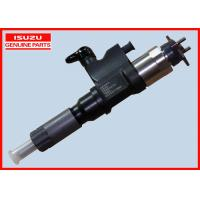 Quality Fuel Injector Nozzle ISUZU Genuine Parts 8976097886 For FSR / FTR High Precision for sale