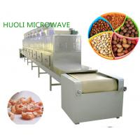 Microwave Vacuum Drying Equipment Degreasing Sterilizing For Meat Products