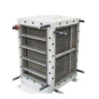 Thin Metal Sheets Blocked Plate Heat Exchanger Seaworthy Packing