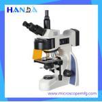 China HANDA microscope fluorescence trinocular fluorescencemicroscope microscope camera for sale