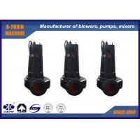 Quality 33m Submersible Sewage Pump , submersible discharge pond drain pump for sale