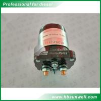 Buy cheap Cummins engine spare parts NT855 24V Relay Magnetic Switch 3050692 216537 158531 Single starter switch relay from wholesalers