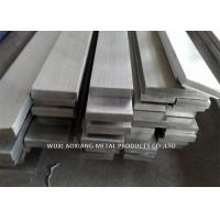 Quality Hairline Finish 316l Stainless Steel Flat Bar / Stainless Steel Square Bar AISI 303 for sale