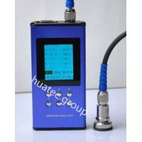 Quality Small Size Bearing Fft Vibration Analyzer / Data Collector Hg-911h Iso10816 for sale
