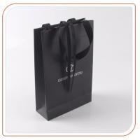 Quality Custom Paper Gift Bags For Tea Packaging, Card Paper Food Packaging Bag For Supermarket for sale