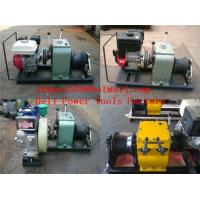 Quality CABLE LAYING MACHINES,Cable bollard winch for sale