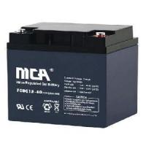 Quality Solar & Wind Power Storage Battery -12v40ah for sale