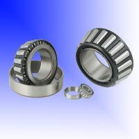 Quality Low Friction Single Row Tapered Roller Bearings Chrome Steel With High Reliability for sale