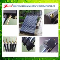 Quality ce and tuv certificated european style split pressurized solar water heater for sale