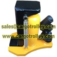 Quality Hand operated toe jack applications for sale
