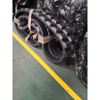 Quality Heavy Duty Kobelco Rubber Tracks , Replacement Heavy Equipment Undercarriage Parts for sale