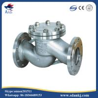 Quality Stainless Steel Lift Check Valve PN16 PN25 PN40 for sale