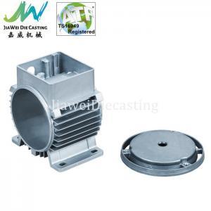 China Die Cast Aluminum Motor Housing OEM / ODM, AL Alloy ADC12 Custom Electric Motor Casing on sale