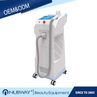 China Vertical type CE approval 808nm diode laser hair removal machine for spa use on sale