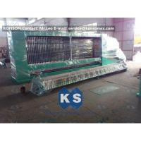 Quality 4300mm Max Width Gabion Machine Automatic Hexagonal Wire Mesh Line for sale