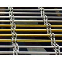 Quality Woven Wire Drapery/Metal cloth curtain/Stainless Steel Decorative wire mesh for sale
