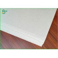 Quality Strong Stifiness 300gsm To 600 Gsm Grey Straw Board Paper For Heavy Box Package for sale