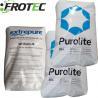 Gel polystyrene crosslinked with divinylbenzene Na+ Ionic Form Soften Water Resin Purolite C100E for sale