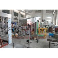 Buy cheap Volumetric Liquid Filling Capping And Labeling Machine Linear Filling Type from wholesalers