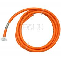 China Special control cable for Drag chains with bending life above 5000000 times on sale