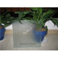 Buy 3mm to 8mm Nashiji Patterned Glass, Rolled Glass, Figured Glass with Certificate ISO and BV at wholesale prices