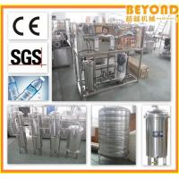 Quality Drinking Water Treatment Systems / RO Pure Water Treatment Plant for sale