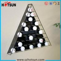 Quality acrylic golf club display stand for golf for sale